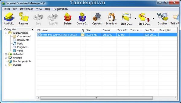 internet - Mẹo khắc phục: IDM download bị lỗi giữa chừng hoặc download được 99% báo lỗi Internet-download-manager-idm-3