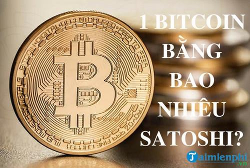 đổi santoshi sang bitcoin