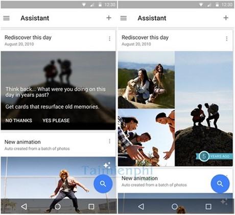 4 tính năng Google Photos mới bạn nhất định phải thử