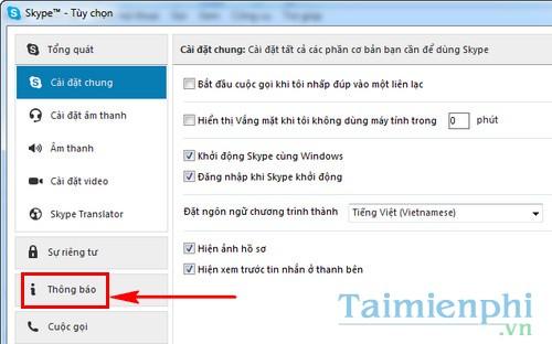 cach tat thong bao sinh nhat tren skype 2