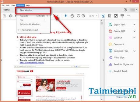 nam cach su dung adobe pdf reader chuyen nghiep