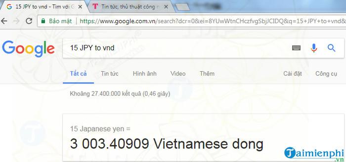 5 triệu yên Nhật bằng bao nhiêu tiền Việt Nam 1