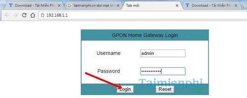 Không đổi được mật khẩu Wifi Gpon sửa như thế nào?