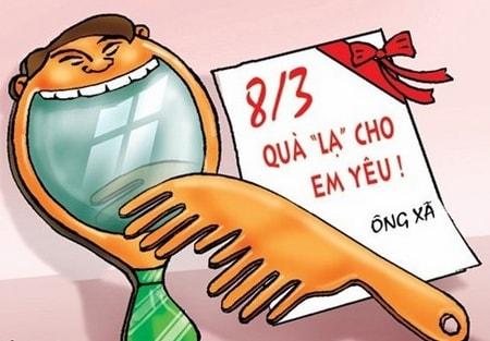Ảnh chế 8/3, tổng hợp ảnh hài hước 8/3 độc đáo nhất 8