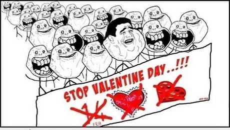 Bộ ảnh chế tình yêu, Valentine, 14 2 hài hước nhất quả đất 2