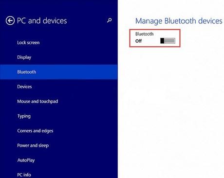 [TaiMienPhi.Vn] Cách bật Bluetooth laptop win 8 8.1 Dell, ASUS, HP, Lenovo nhanh nhất