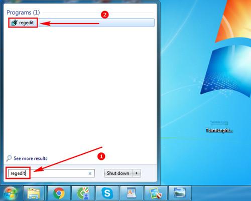 bật tắt Numlock khi khởi động windows