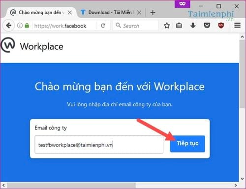 cach tao nhom tren facebook workplace tao group 2