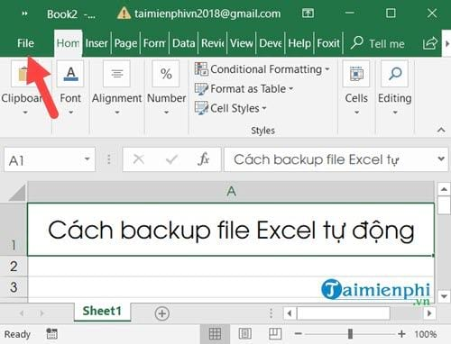 cach backup file excel tu dong 2