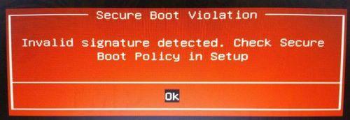 Cách bật tắt UEFI Secure Boot trên BIOS
