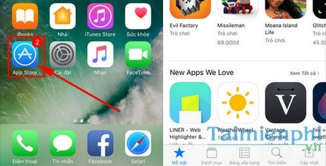 bookmark apps tren app store