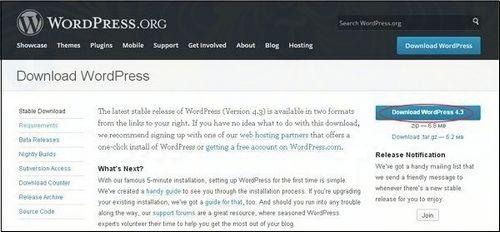 cach cai dat wordpress 2