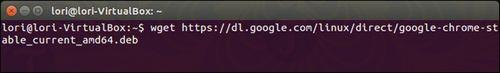cach cai google chrome tren linux ubuntu 2