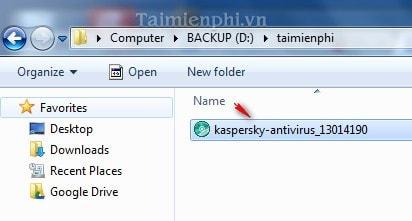 cai dat kaspersky antivirus