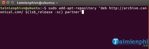 cach cai va su dung skype tren ubuntu 2