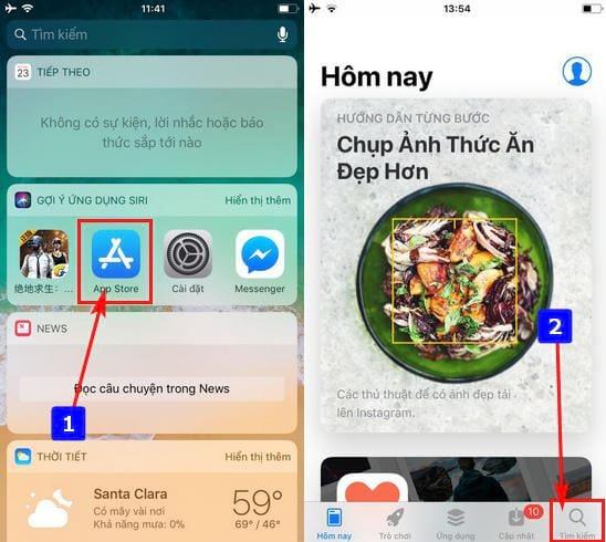cach cai viber cho iphone ipad 2