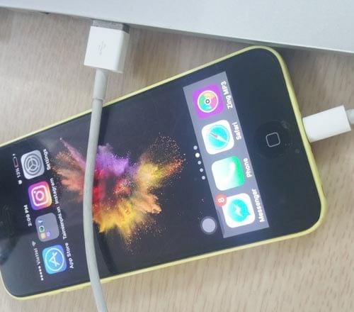 cach cap nhat update ios 10 3 1 1 cho iphone ipad bang itunes ota 2