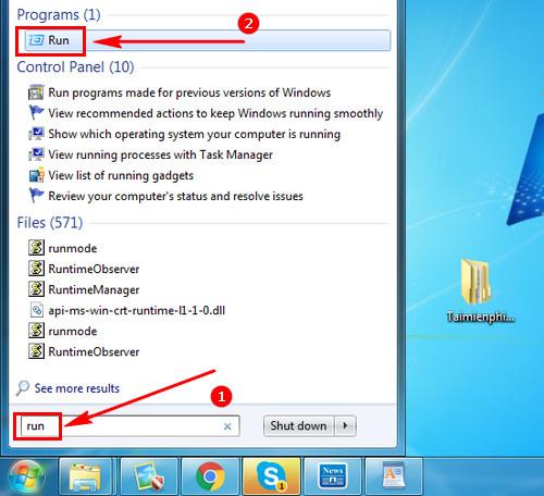ipget windows 7