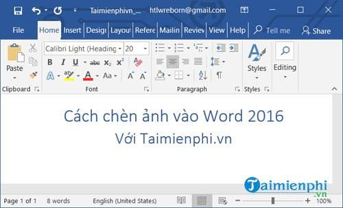 cach chen anh vao word 2016 2