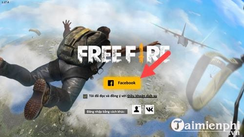 cach choi garena free fire tren di dong 2