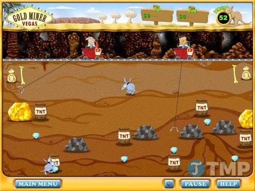 cach choi gold miner vegas game dao vang tren may tinh 2