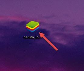 choi naruto dai chien mobile tren pc laptop