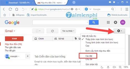cach chuyen doi nhieu chu ky trong gmail 2
