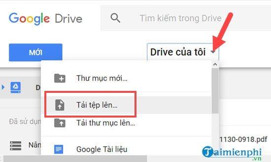 cach chuyen hinh anh thanh van ban bang google drive 2