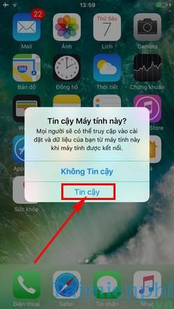 cach copy chep chuyen nhac tu may tinh vao iphone ipad bang itunes 2