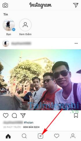 cach dang anh len instagram ma khong can crop hinh vuong 2