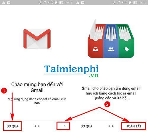 cach dang nhap gmail tren dien thoai htc 2