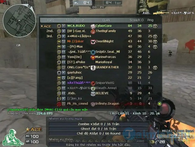 cach do toc do khung hinh fps trong game pc 2