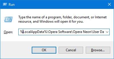 Cách download ảnh chụp từ Opera Neon, thư mục chứa ảnh chụp của Opera