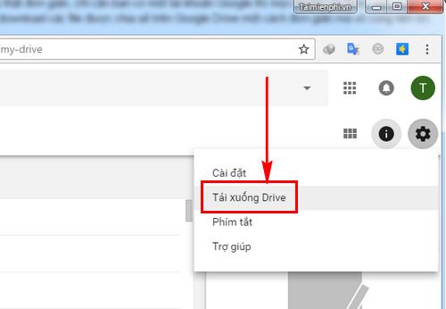 cach download thu muc va file duoc chia se tren google drive 2