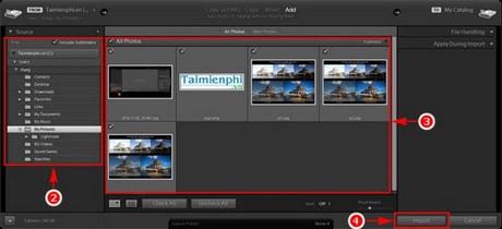 Cách ghép ảnh HDR trên Lightroom, sử dụng Lightroom chỉnh sửa ảnh HDR
