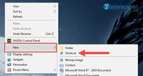 cach ghim thu muc vao taskbar windows ghim folder bat ky 2