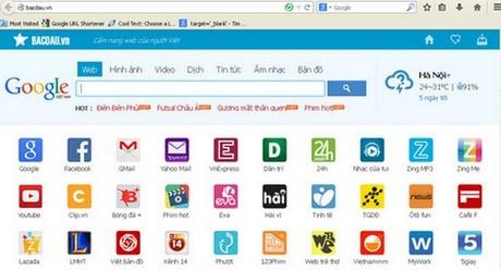 [Update] Cách xóa, gỡ bỏ bacdau.vn khỏi Firefox, Chrome