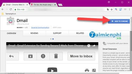 cach gui email tu huy tren gmail 2