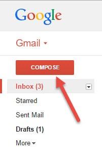 Cách gửi kèm ảnh, file trong Gmail