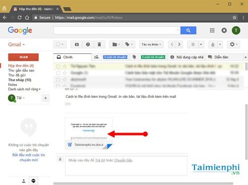 cach in file dinh kem trong gmail in van ban tai lieu dinh kem tren mail 2