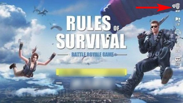 cach ket noi tai khoan facebook trong rules of survival 2