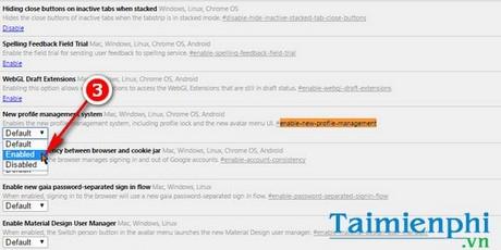 Mẹo khóa trình duyệt Google Chrome bảo mật thông tin trên website