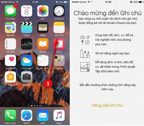 cach khoi phuc ghi chu da xoa tren iphone ipad