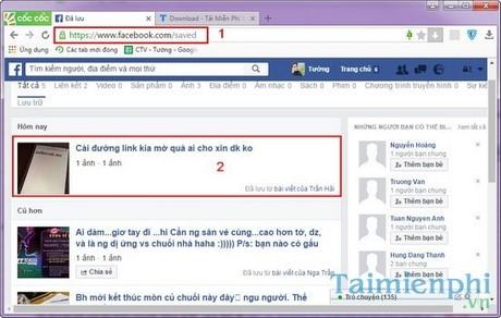 Cách lấy link video, ảnh, bài viết Facebook 2