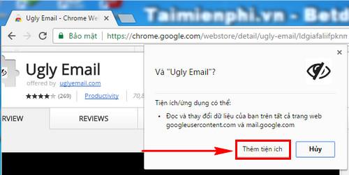cach ngan chan theo doi email tren google chrome 2