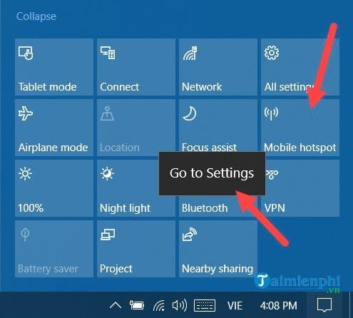 Cách phát wifi từ laptop 1