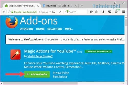 cach su dung magic actions tren youtube 2