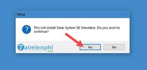 cach su dung solar system 3d simulator 2