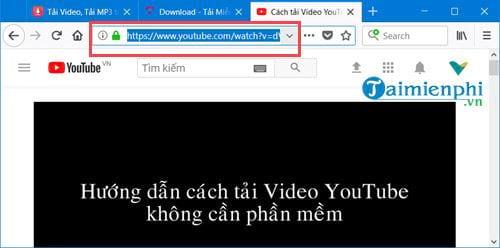 Cách tải nhạc trên Youtube thành MP3 1