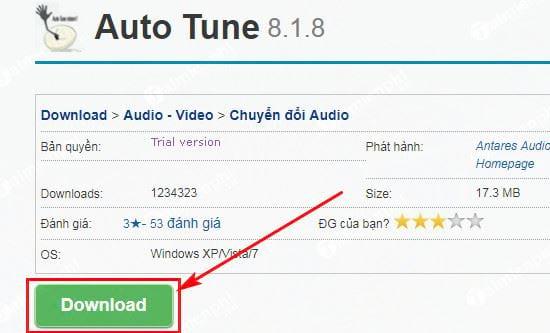 Cách tải và cài Auto-Tune trên máy tính, phần mềm chỉnh giọng khi hát